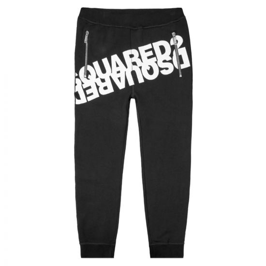 DSquared Sweatpants - Black 21745CP -1