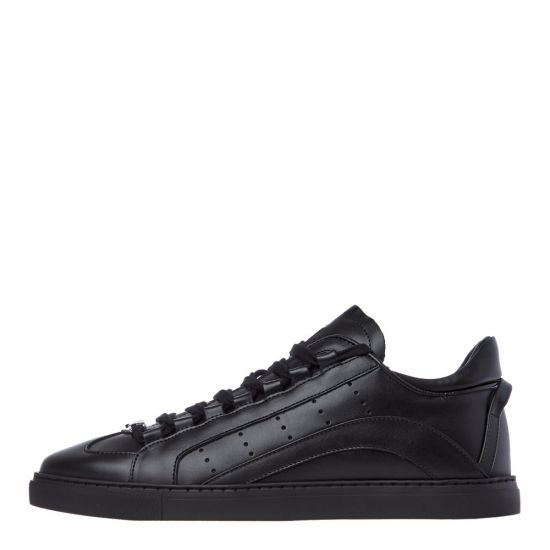 dsquared2 sneakers 551 NM0006 06500001 M084 black