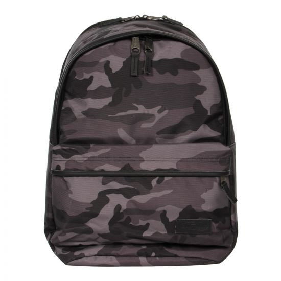 Eastpak Back to Work Backpack EK936-65R Constructed Camo Black