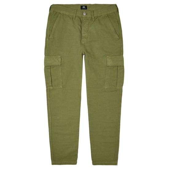 Edwin Trousers 45 Combat | I028039 134 GD Military Green