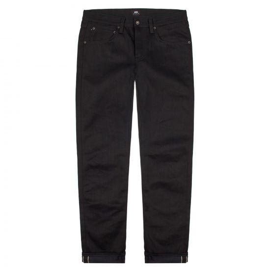 Edwin ED-55 Jeans I025903 F9 99 Black Selvage