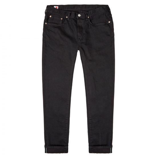 Edwin Jeans Slim Tapered I027658 89 02 Kaihara Black