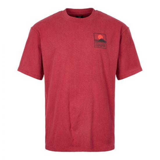 T-Shirt – Ruby Wine