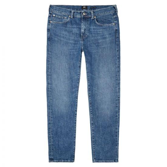 Edwin ED 80 Jeans | I027222 01 IS  Blue wash | Aphrodite clothing