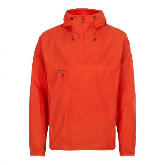 fjallraven high coast wind jacket F82463 214 orange