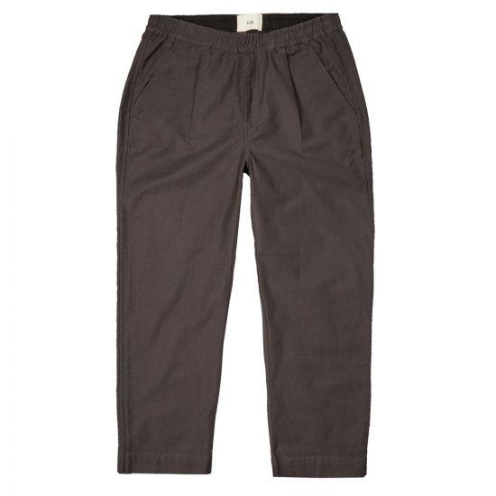 Folk Pants | FP5304W Charcoal