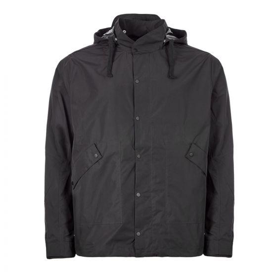 Folk Raincoat | FM5207W BLK Black