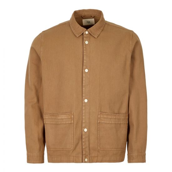 folk horizon jacket FM5204W TAN tan