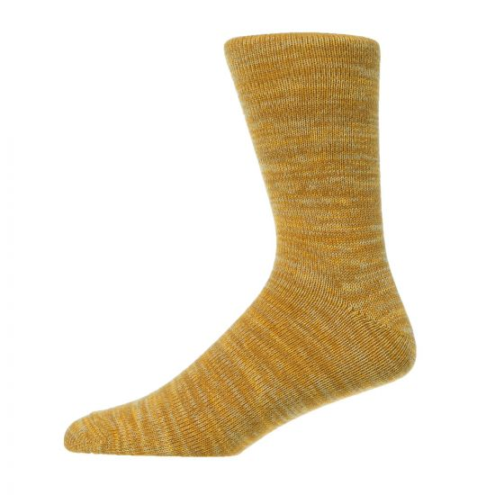 folk socks melange FM5368A MARIGOLD marigold