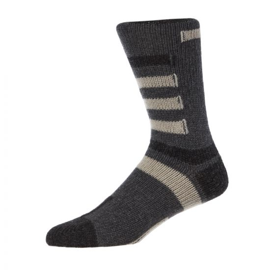 Folk Socks | FP5329A GREY Wool Grey