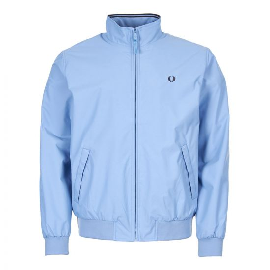 Fred Perry Brentham Jacket J5512 444 Sky Blue