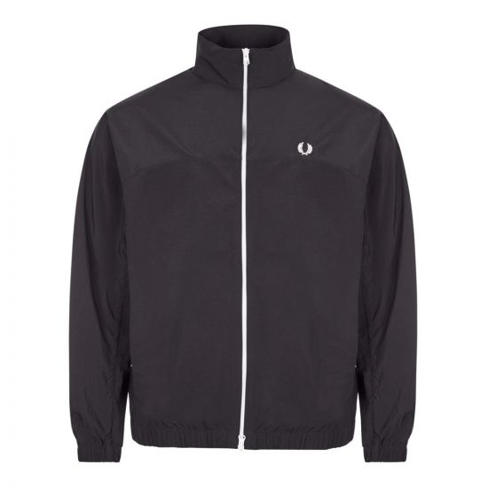 fred perry shell jacket J8521 102 black
