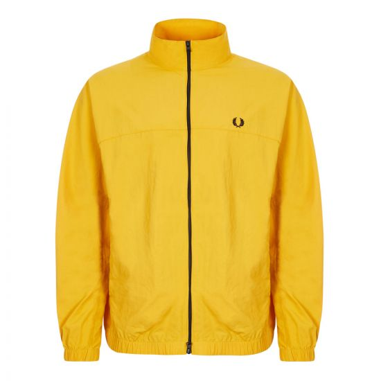 fred perry shell jacket J8521 480 gold