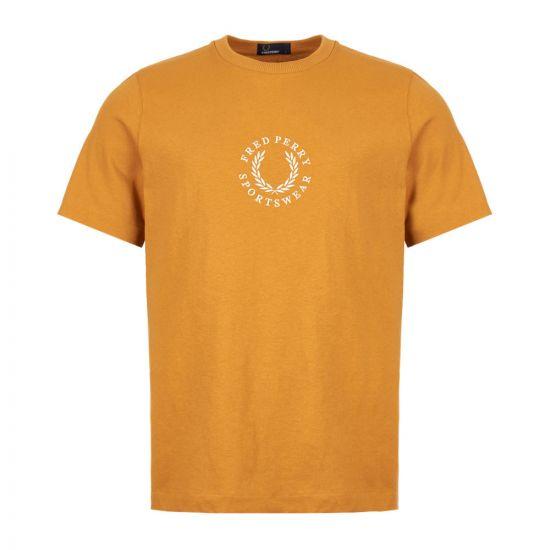 T-Shirt - Dark Gold