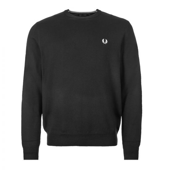 Fred Perry Jumper | K7601 102 Black