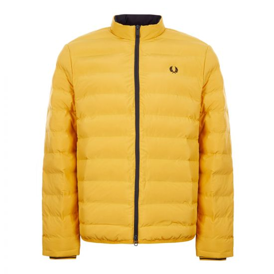 Fred Perry Jacket Insulated - Gold 21017CP -1