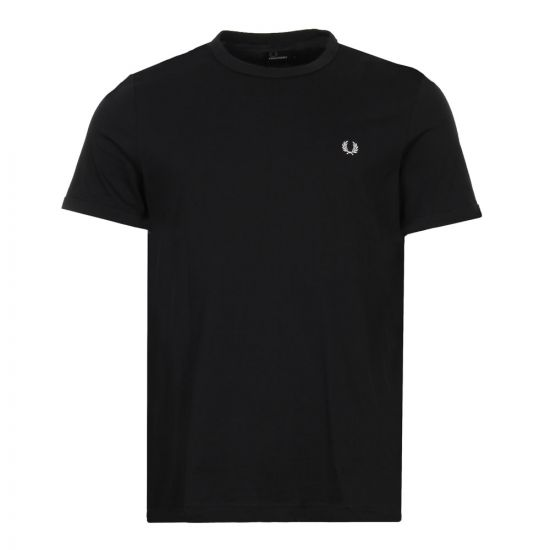 Fred Perry Navy T-Shirt