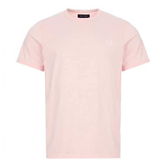Fred Perry T-Shirt | M3519 K99 Parfait Pink