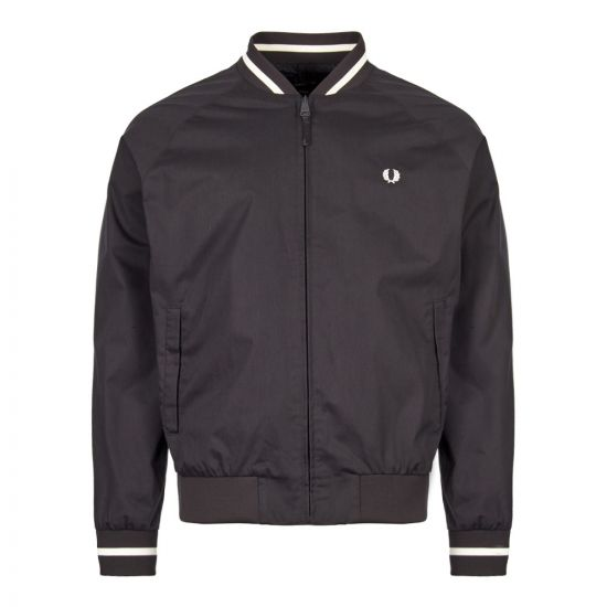 Fred Perry Tennis Bomber Jacket J5521 608 Navy