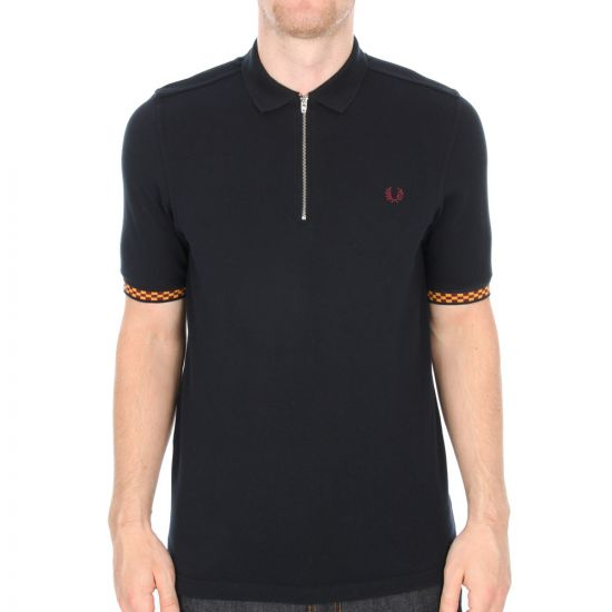 Fred Perry Bradley Wiggins Polo Shirt
