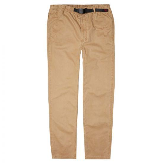 Gramicci Pants NN Just Cut | 8817 FDG CHINO Beige