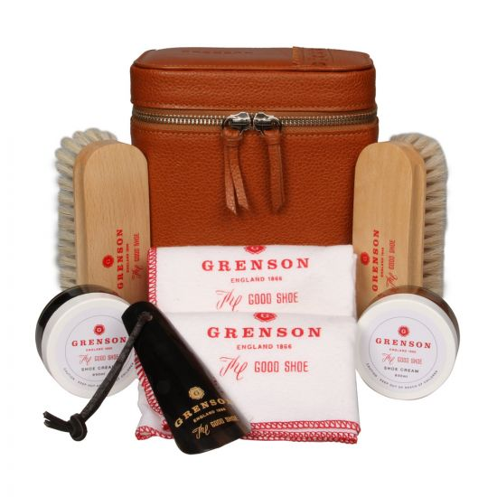 Grenson Care Kit - Tan