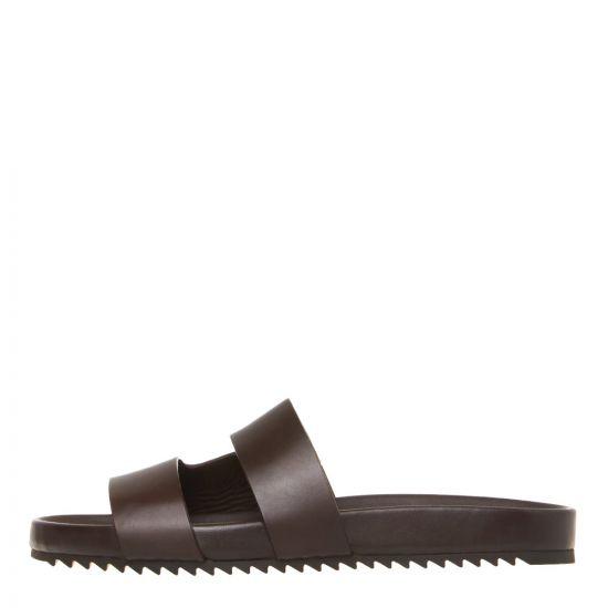 Grenson Sandals Chadwick 112238 Brown