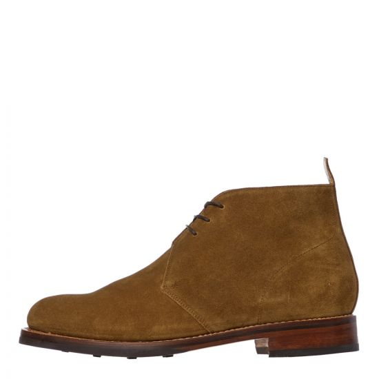 grenson wendell boots 112347 tan