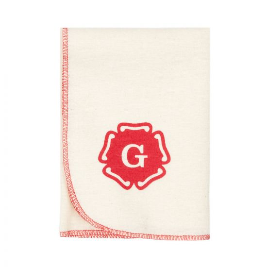 Grenson Polishing Cloth in White