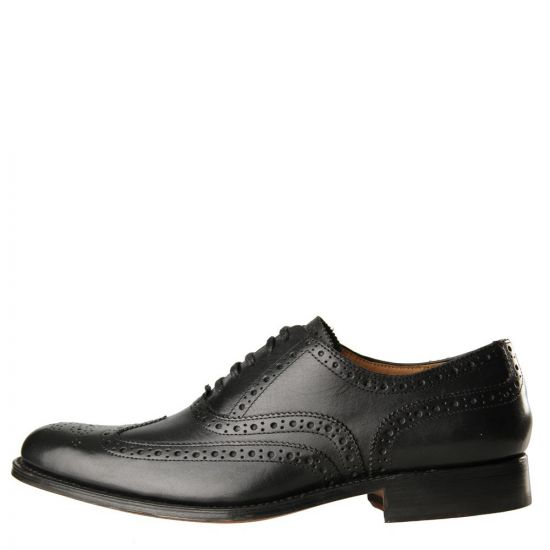 Grenson Dylan Brogue Black