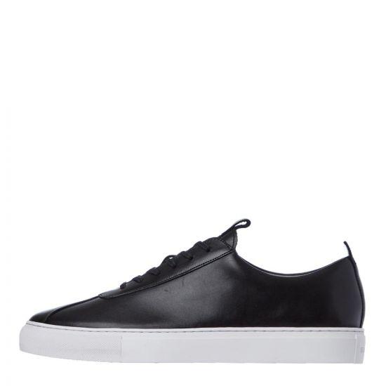 Grenson Sneaker 1 | 111500 Black Calf