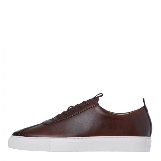 Grenson Sneaker 1 | 111444 Dark Brown