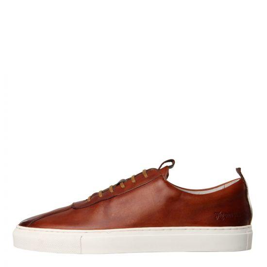 Grenson Sneaker 1  Tan  111443