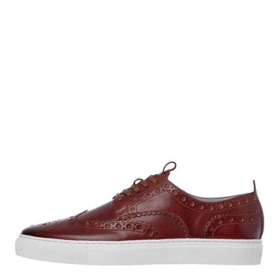 Grenson Sneaker 3 - Tan 21062CP -1