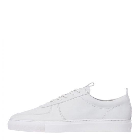 grenson sneaker 22 112434 white