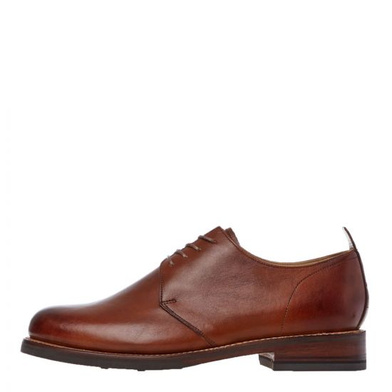 Grenson Wade Shoes - Tan 21063CP -1