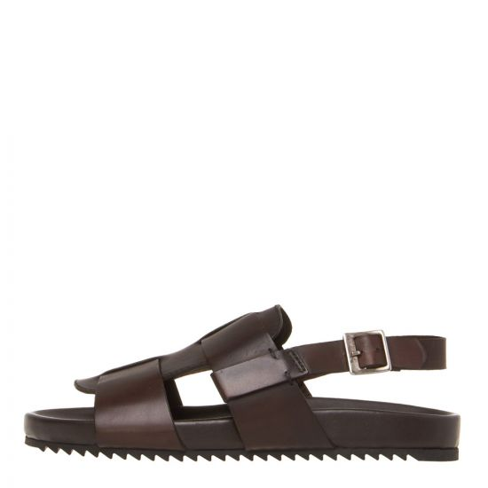 Grenson Sandals Wiley 112242 Brown