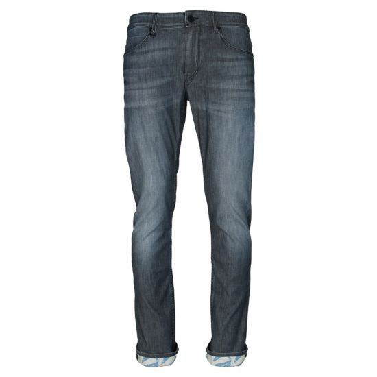BOSS Green Drake 2 Jeans 50379554 422 Medium Blue