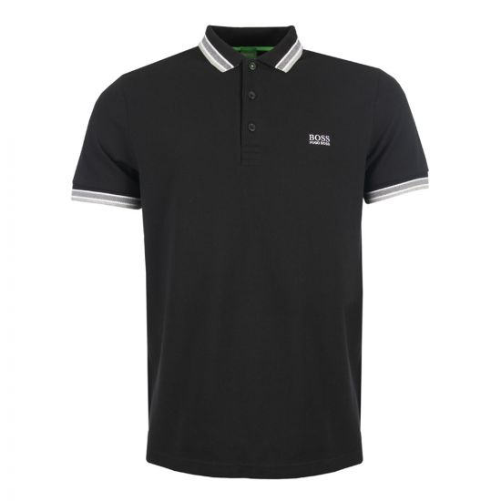 hugo boss paddy polo black 50198254