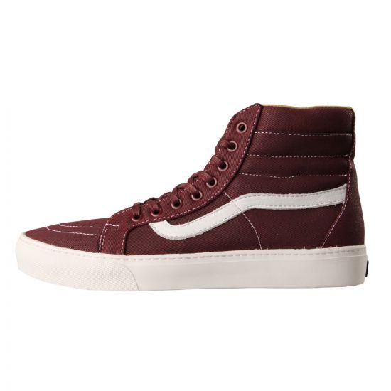Vans Sk8-Hi Cup + Shoes in Port Royal