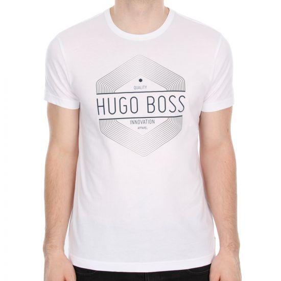 Hugo Boss Graphic Print Tshirt