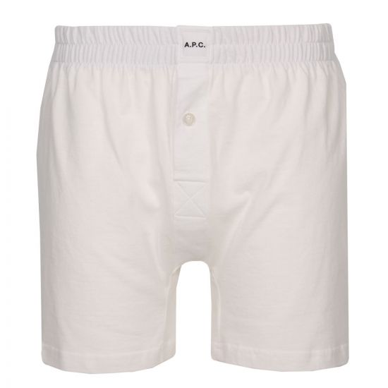 apc boxers cabourg COBMB H18024 AAB white
