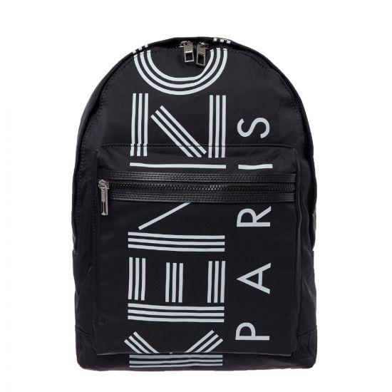 kenzo backpack F855SF213 F24 99 black