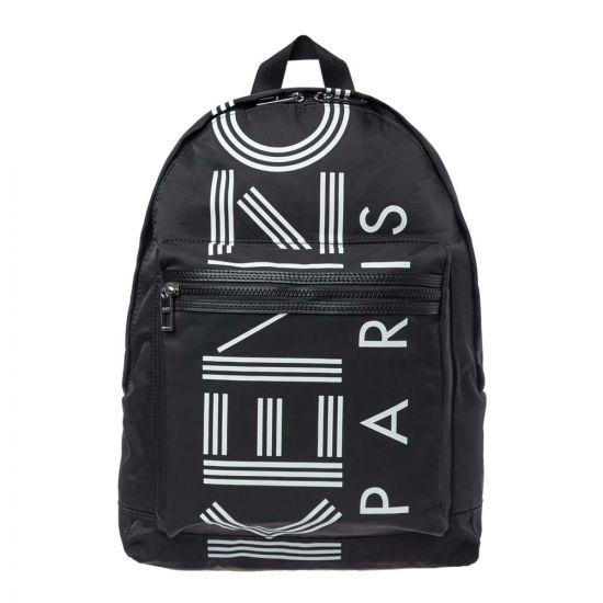 Kenzo Backpack - Black 21493CP 0
