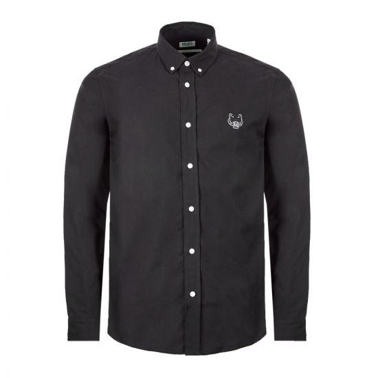 Kenzo Shirt F965CH4001LB|99 Black At Aphrodite Clothing