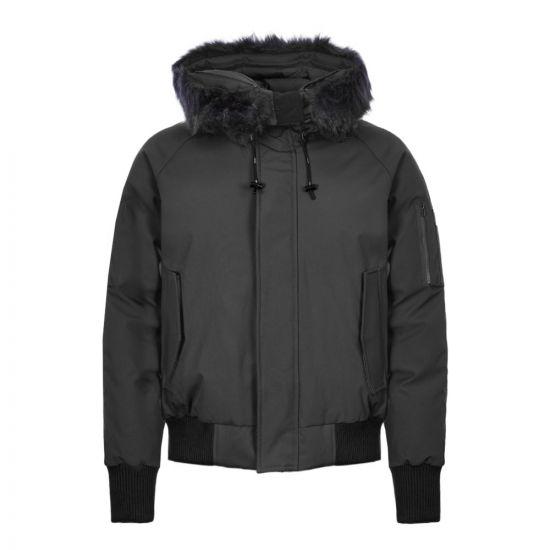 Kenzo Parka Jacket   PF965BL2001NK 99 Black