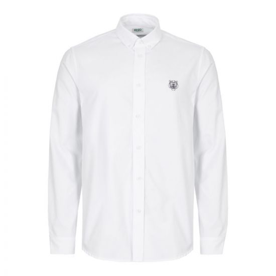 Kenzo Shirt | F965CH4001LB 01 White
