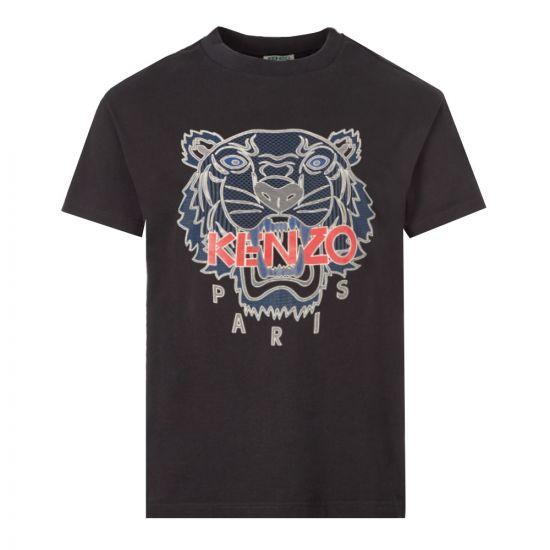 Kenzo T-Shirt - Black / Navy 21499CP -1