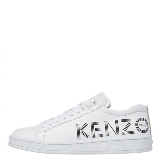 Kenzo Trainers Tennix   F965SN129 L71 01 White