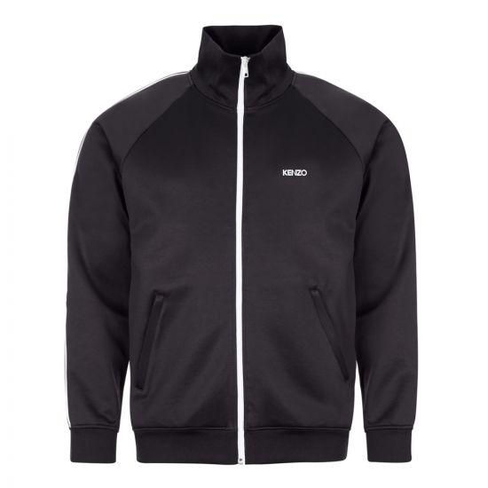Kenzo Track Jacket   FA55BI7514CA 99 Black